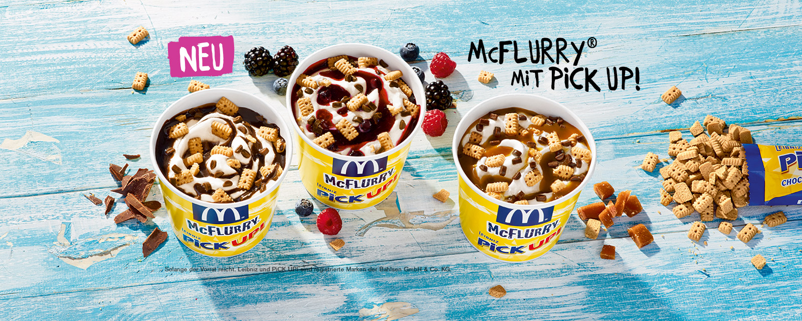 McFlurry PiCK UP!